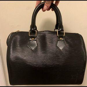 Louis Vuitton Speedy Leather Epi
